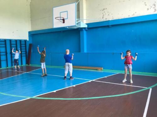 ЛОЛ 2021 2 смена «Веселая спортландия»